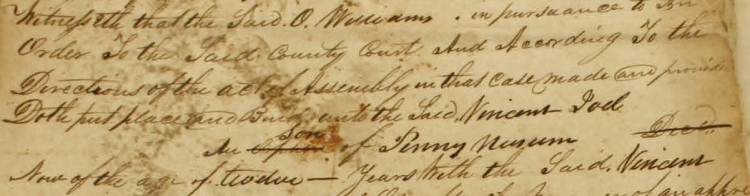 Joel Newsom 1830