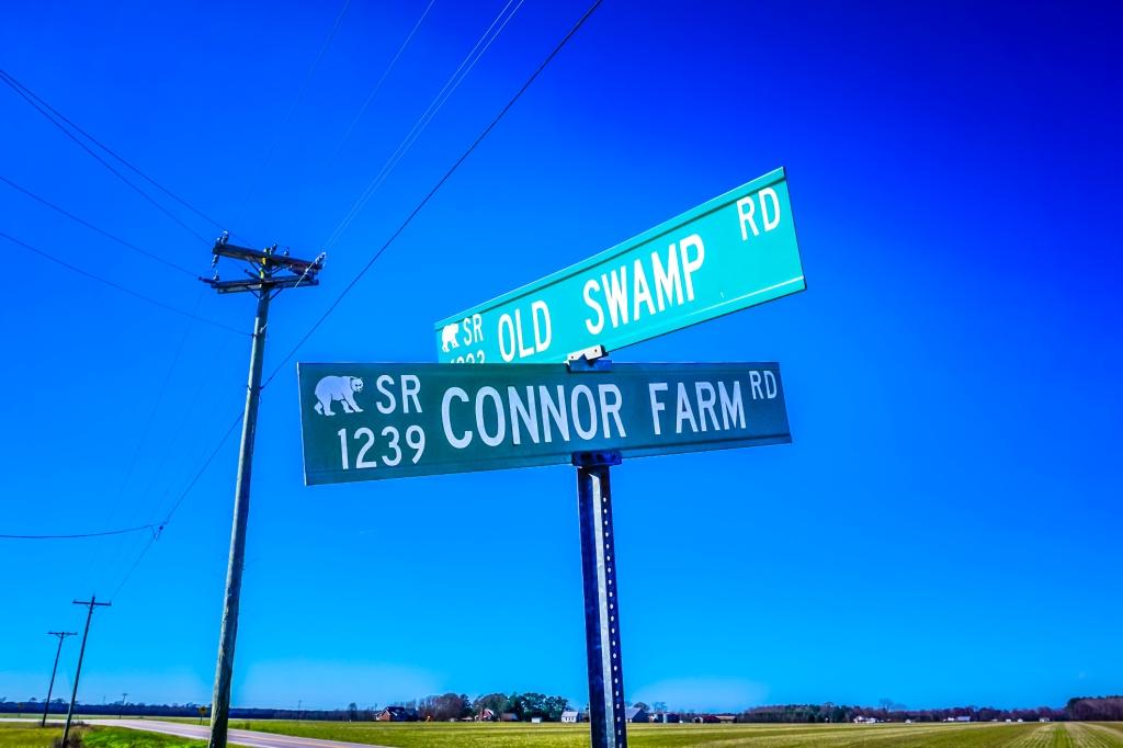 Connor Farm Road