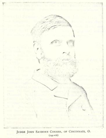 Judge John Sanborn Conner