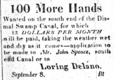 The Elizabeth-City Star and North-Carolina Eastern Intelligencer, 15 September 1827