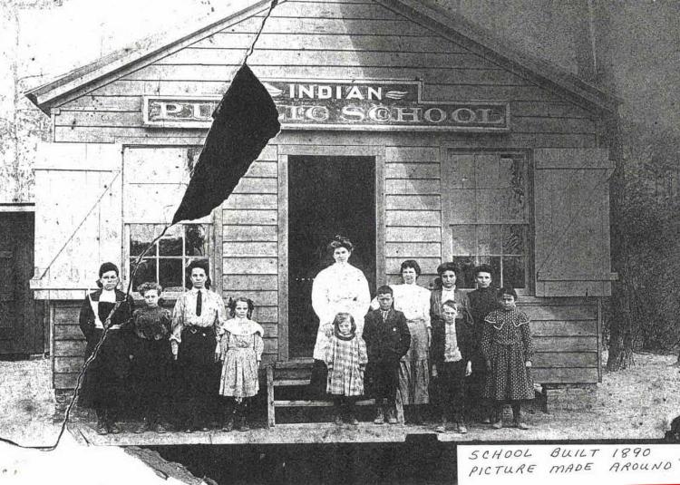 Nansemond Indian Public school