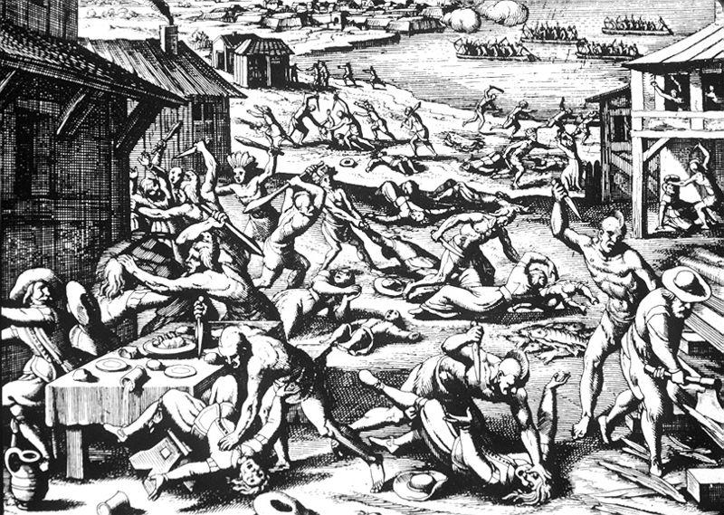 Indian Massacre of 1622