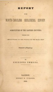 NCGS Agriculture of the Eastern Counties 1858