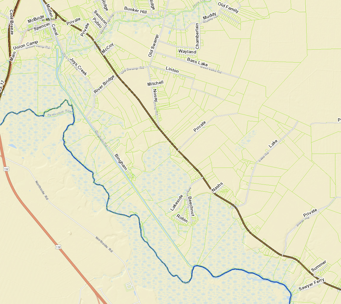 Turner's Cut Canal